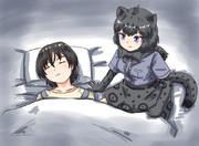 寒い日の夜に、勝手に他人のベッドに潜り込んでくるタイプのBJ姉さん