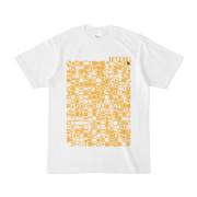 シンプルデザインTシャツ TOY☆TANKER(GOLD)