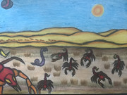Scorpion Living The Desert Color Design Phase 08