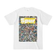 シンプルデザインTシャツ NC7.Spur_232(YELLOW)