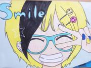 smileしゃきーーん☆