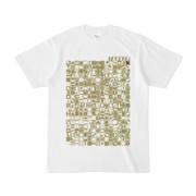 シンプルデザインTシャツ TOY☆TANKER(OLIVE)