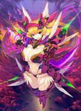 紫炎の魔女