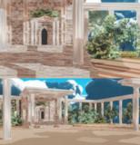 【Fate/MMD】アトランティスの神殿外部【ステージ配布】