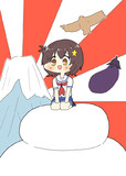 鏡餅ミカンちゃん