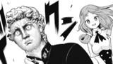 「思春期ルネサンス!ダビデ君」 第3絵 ダビデ君の初体験