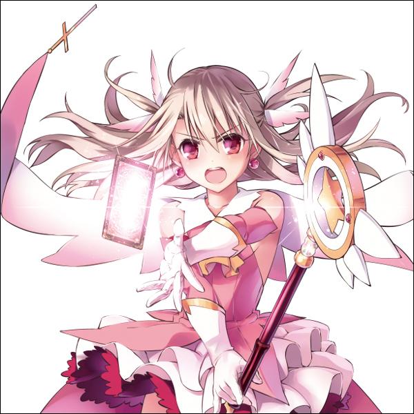 Fate/kaleid liner Prisma ☆ Illya Drei 3!!