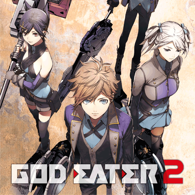 STORY 44 GOD EATER 2