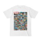 シンプルデザインTシャツ Spur=170(BROWN)