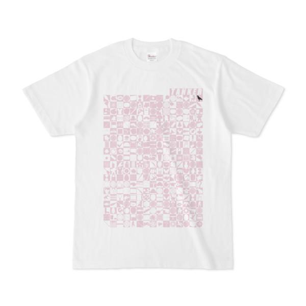 シンプルデザインTシャツ TOY☆TANKER(THISTLE)