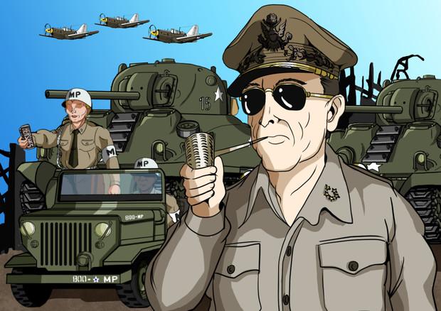 合衆国陸軍元帥 ダグラス・マッカーサー