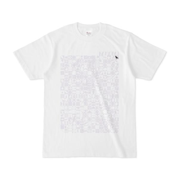 シンプルデザインTシャツ TOY☆TANKER(LAVENDER)