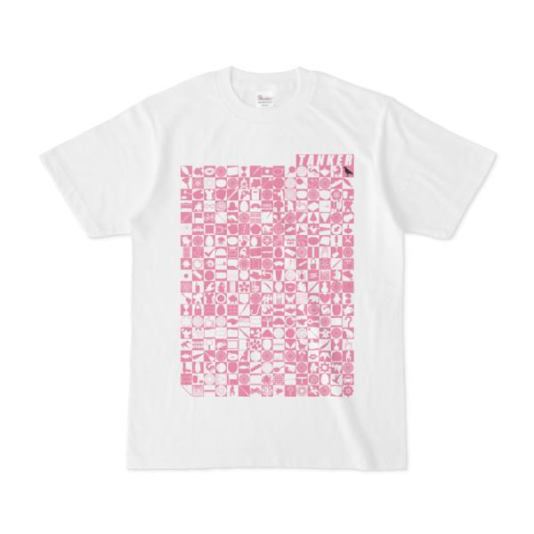 シンプルデザインTシャツ TOY☆TANKER(VIOLET)
