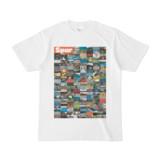 シンプルデザインTシャツ Spur=170(CHOCOLATE)