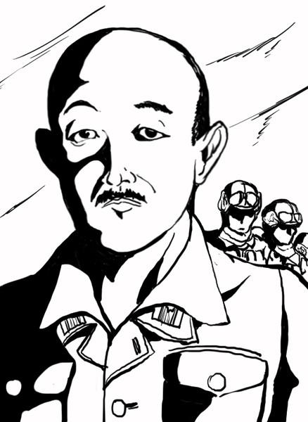 帝国陸軍・富永恭次(とみなが きょうじ)