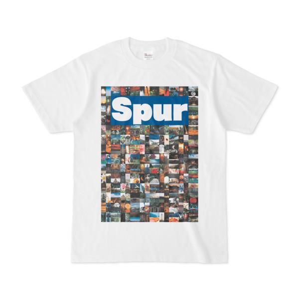 シンプルデザインTシャツ NC8.Spur_232(BLUE)