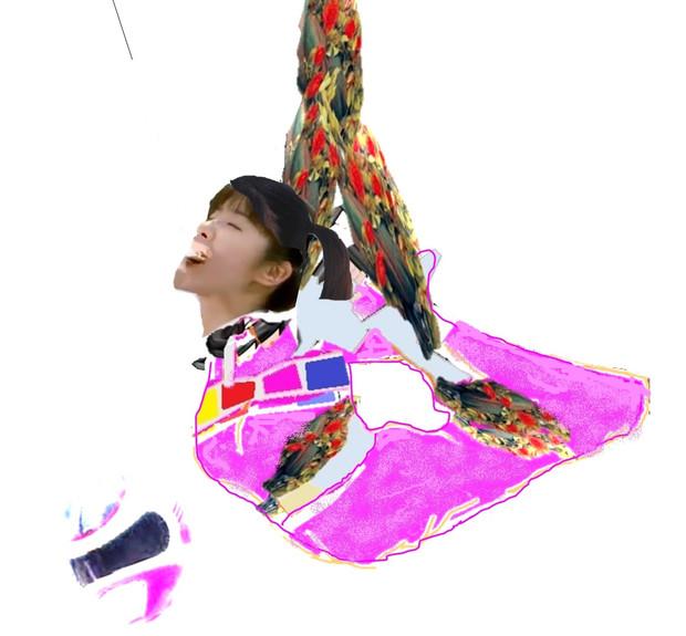 今村みく 駿河問い / みな さんのイラスト - ニコニコ静画 (イラスト)