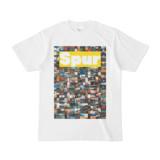 シンプルデザインTシャツ NC8.Spur_232(YELLOW)