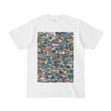 シンプルデザインTシャツ 276-Spur(PURPLE)