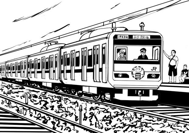 JR東日本~E231系トウ506
