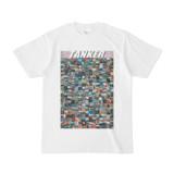 シンプルデザインTシャツ TANKER_300(THISTLE)