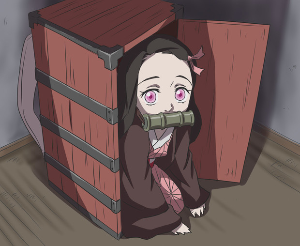 箱入り娘?