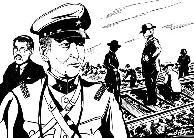 世界最終戦論~帝国陸軍石原 莞爾とリットン調査団