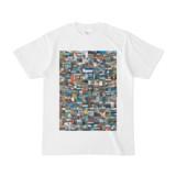 シンプルデザインTシャツ 276-Spur(NAVY)