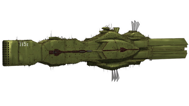 戦艦マサソイト