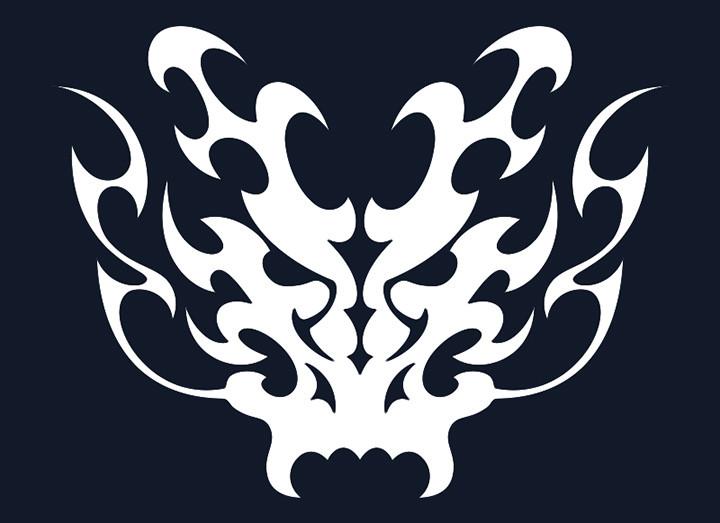 ドラゴンシンボル