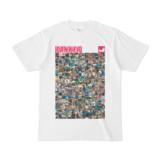 シンプルデザインTシャツ ANIMAL☆TANKER(MAGENTA)
