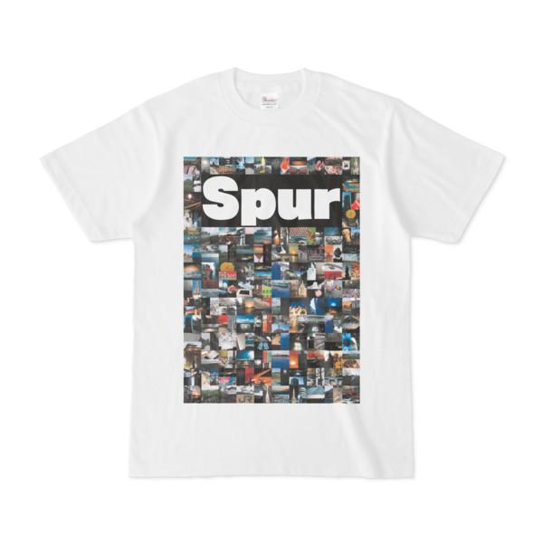 シンプルデザインTシャツ NC9.Spur_232(BLACK)