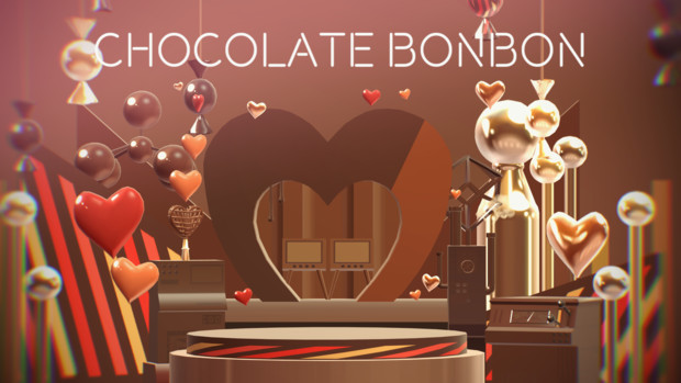 CHOCOLATE BONBON STAGE