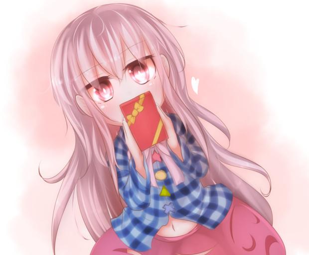 バレンタインこころちゃん