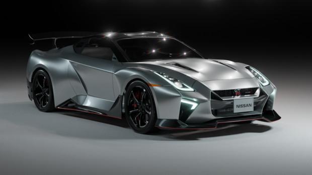 NISSAN GT-R R36 nismo Original Concept