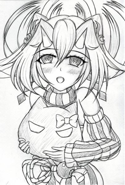 バレンタイン鶴棲姫ちゃん