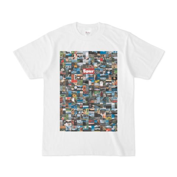 シンプルデザインTシャツ 276-Spur(BROWN)