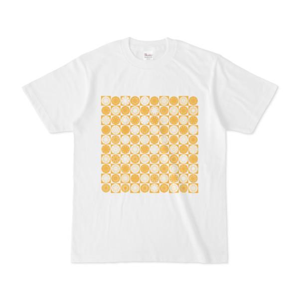 シンプルデザインTシャツ Othello(GOLD)