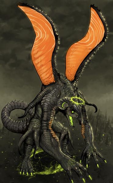 緑眼の大悪魔