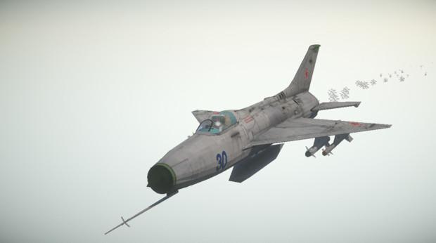 Mig-21【Mcヘリ】【配布】