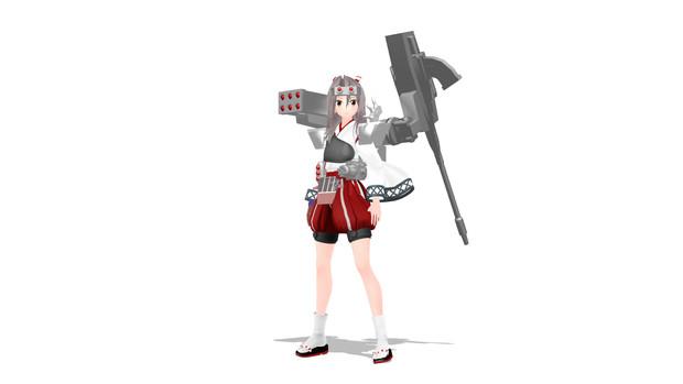 瑞鳳「瑞鳳の新しい武装…どう?」