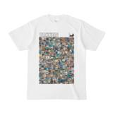 シンプルデザインTシャツ ANIMAL☆TANKER(WHITE)