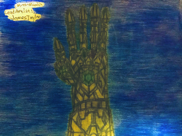 Wrath Of The Thanos Infinity Gauntlet