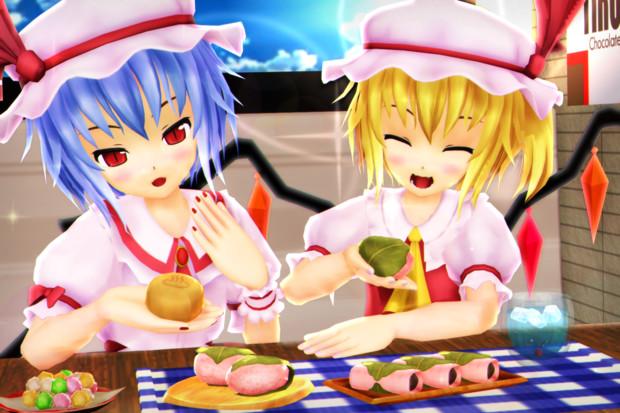 【レミフラ!】おいしい 春の和菓子で 気分もうきうき…♡