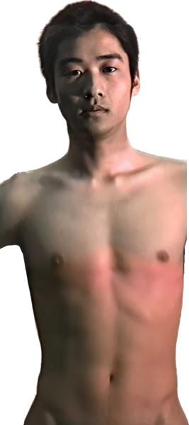 人体模型 昭和天皇の御学友