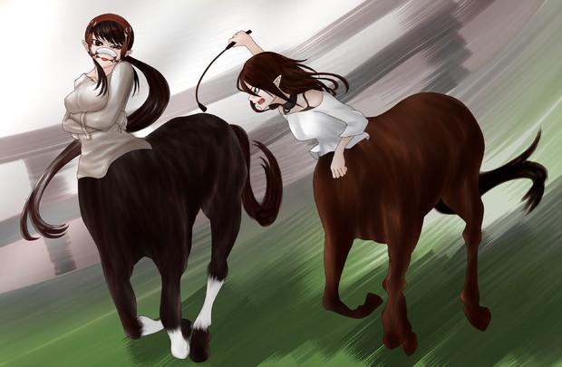 調教馬ちゃん3