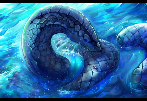 水龍神の気まぐれ