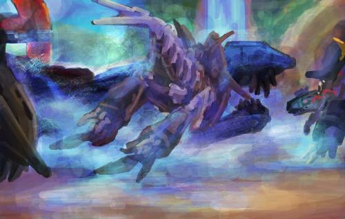 水竜の狩猟