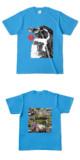 Tシャツ ターコイズ TTペンギン