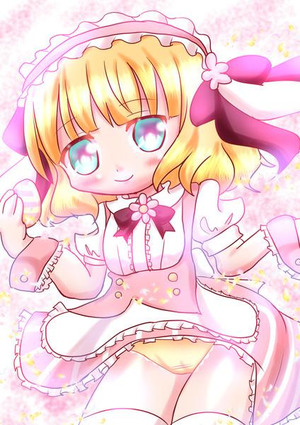 春の女神シャロちゃん